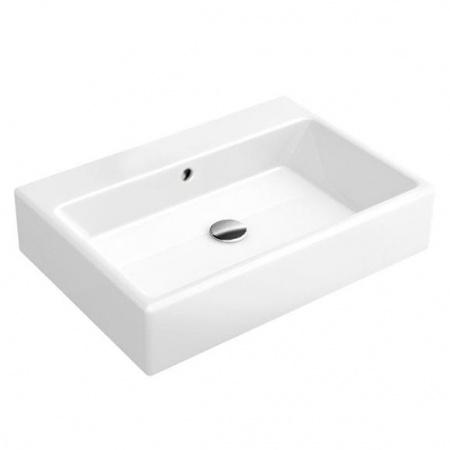 Villeroy & Boch Memento Umywalka nablatowa 60x42 cm bez powłoki, biała Weiss Alpin 51356201