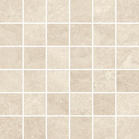 Villeroy & Boch Mineral Spring Mozaika podłogowa 5x5 cm rektyfikowana, beżowa beige 2706MI20
