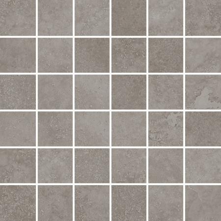 Villeroy & Boch Mineral Spring Mozaika podłogowa 5x5 cm rektyfikowana, szara grey 2706MI60
