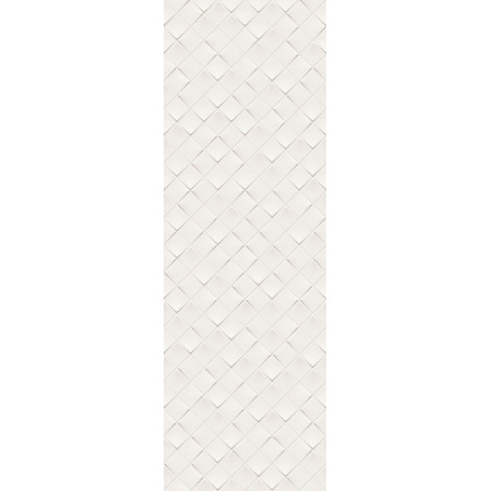 Villeroy & Boch Monochrome Magic Dekor 40x120 cm Ceramicplus, biały white 1488BL01