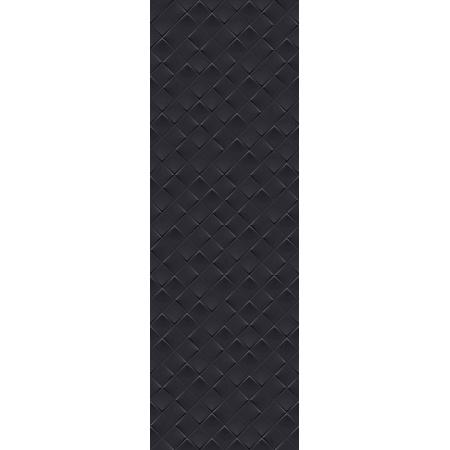 Villeroy & Boch Monochrome Magic Dekor 40x120 cm Ceramicplus, czarny black 1488BL90