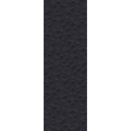 Villeroy & Boch Monochrome Magic Dekor 40x120 cm Ceramicplus, czarny black 1488BL91