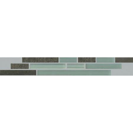 Villeroy & Boch Moonlight Bordiura 5x30 cm, szara grey 1080KD30