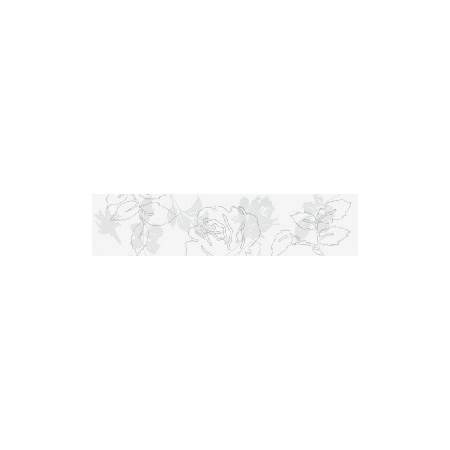 Villeroy & Boch Moonlight Bordiura 7x30 cm, biała white 1897KD65
