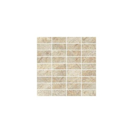 Villeroy & Boch My Earth Mozaika podłogowa 3,3x7,5 cm rektyfikowana Vilbostoneplus, jasnobeżowa light beige 2649RU10