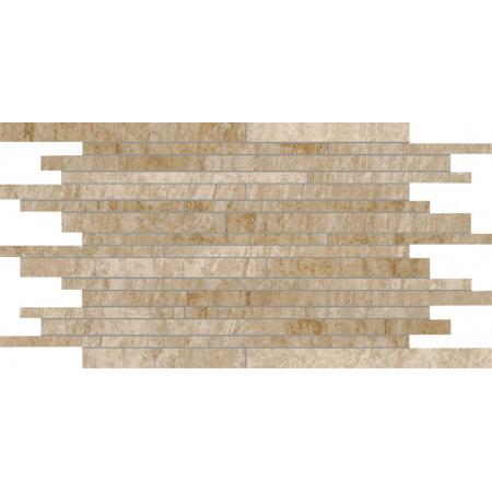 Villeroy & Boch My Earth Płytka podłogowa 30x50 cm rektyfikowana Vilbostoneplus, beżowy multikolor beige multicolour 2650RU20