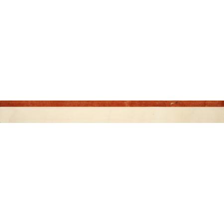 Villeroy & Boch New Tradition Bordiura 3x30 cm, kremowo-czerwona crema-rosso 1770ML33