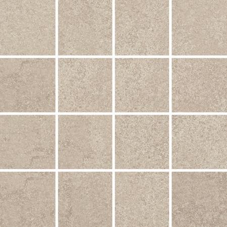 Villeroy & Boch Newtown Mozaika podłogowa 7,5x7,5 cm rektyfikowana, beżowa beige 2013LE20