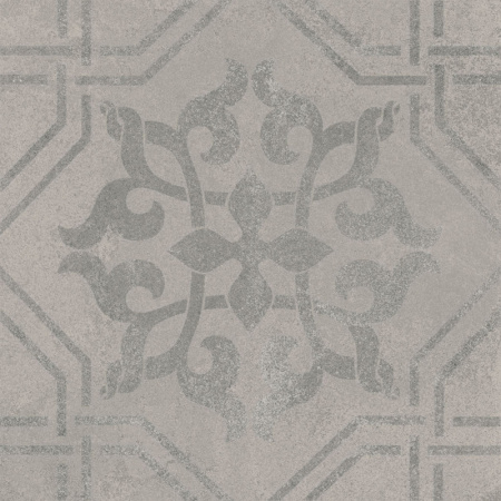 Villeroy & Boch Newtown  podłogowy 60x60 cm rektyfikowany, średnioszary medium grey 2376LE6I