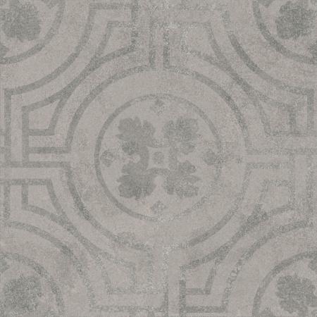 Villeroy & Boch Newtown  podłogowy 60x60 cm rektyfikowany, średnioszary medium grey 2376LE6K