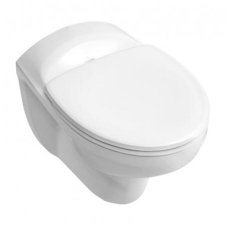 Villeroy & Boch O.Novo Toaleta WC dla dzieci podwieszana 33x54 cm, lejowa, biała Weiss Alpin 76021001