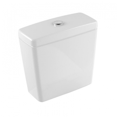 Villeroy & Boch O.Novo Spłuczka, biała Weiss Alpin 5760G101