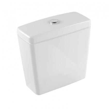 Villeroy & Boch O.Novo Spłuczka, z powłoką CeramicPlus, biała Weiss Alpin 5760S1R1