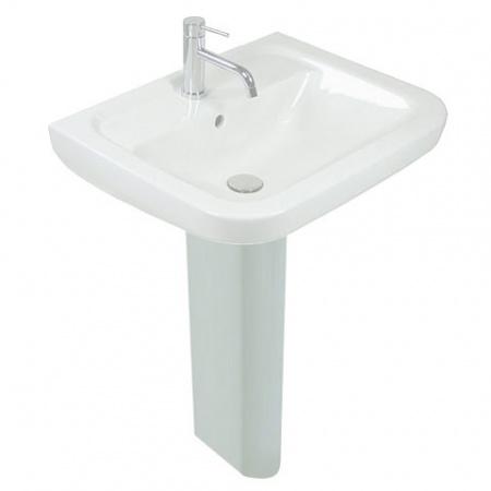Villeroy & Boch Architectura Postument, z powłoką CeramicPlus, biały Weiss Alpin 725060R1
