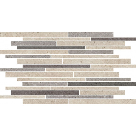 Villeroy & Boch Outstanding Dekor podłogowy 30x50 cm rektyfikowany Vilbostoneplus, multikolor multicolour 2650TZ99