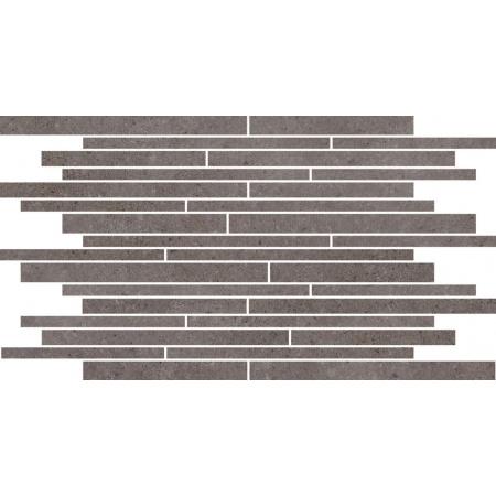 Villeroy & Boch Outstanding Dekor podłogowy 30x50 cm rektyfikowany Vilbostoneplus, szarobrązowy grey-brown 2650TZ80
