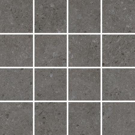 Villeroy & Boch Outstanding Mozaika podłogowa 7,5x7,5 cm rektyfikowana Vilbostoneplus, antracytowa anthracite 2625TZ90