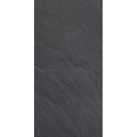 Villeroy & Boch Place Płytka podłogowa 30x60 cm rektyfikowana Vilbostoneplus, czarna black 2492SL90