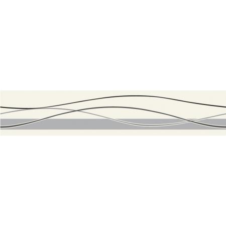 Villeroy & Boch Play It! Bordiura 10x50 cm, biała white 1526PI05