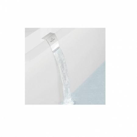 Villeroy & Boch Przyłącze wody zintegrowane z przelewem, UPCON0123
