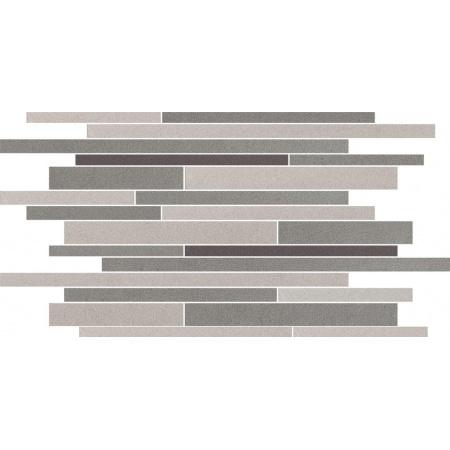 Villeroy & Boch Pure Line Dekor podłogowy 30x50 cm rektyfikowany Vilbostoneplus, szary multikolor grey multicolour 2688PL62