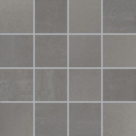 Villeroy & Boch Pure Line Mozaika podłogowa 7,5x7,5 cm rektyfikowana Vilbostoneplus, antracytowa anthracite 2699PL90