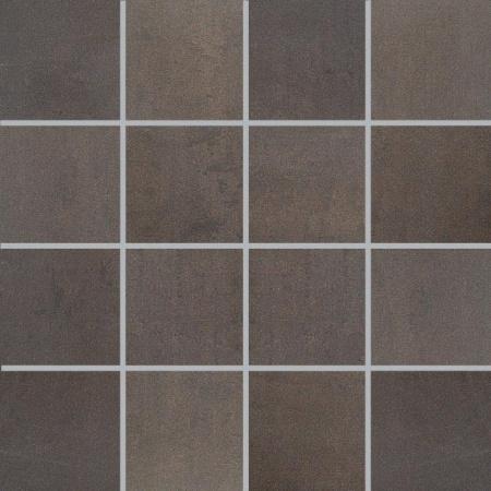 Villeroy & Boch Pure Line Mozaika podłogowa 7,5x7,5 cm rektyfikowana Vilbostoneplus, ciemny szarobeżowa dark greige 2699PL81