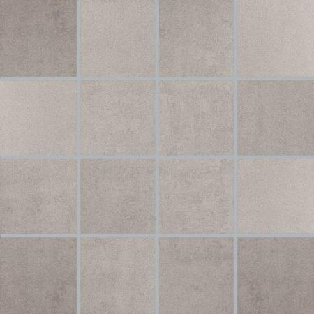 Villeroy & Boch Pure Line Mozaika podłogowa 7,5x7,5 cm rektyfikowana Vilbostoneplus, jasnoszara light grey 2699PL60
