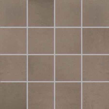 Villeroy & Boch Pure Line Mozaika podłogowa 7,5x7,5 cm rektyfikowana Vilbostoneplus, średni szarobeżowa medium greige 2699PL80