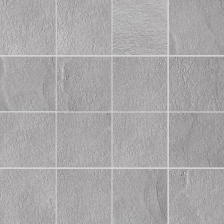 Villeroy & Boch Scivaro Mozaika podłogowa 7,5x7,5 cm Vilbostoneplus, szara grey 2157SC6R