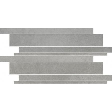 Villeroy & Boch Section Dekor podłogowy 30x50 cm rektyfikowany Vilbostoneplus, ciemnoszary anthracite 2652SZ90