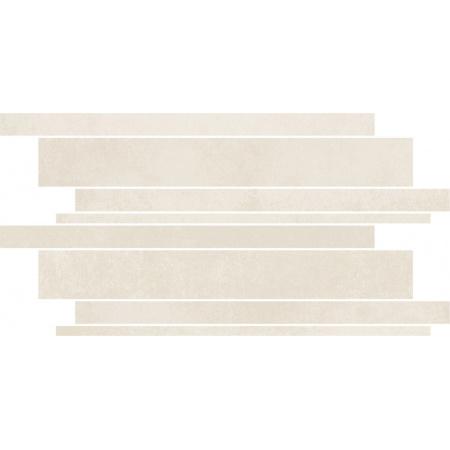 Villeroy & Boch Section Dekor podłogowy 30x50 cm rektyfikowany Vilbostoneplus, kremowobiały creme-white 2652SZ00