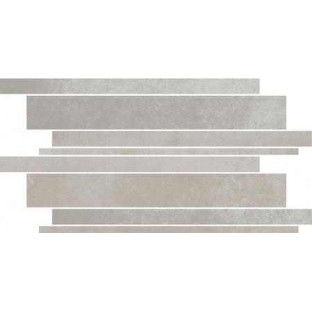 Villeroy & Boch Section Dekor podłogowy 30x50 cm rektyfikowany Vilbostoneplus, szary cement grey 2652SZ60