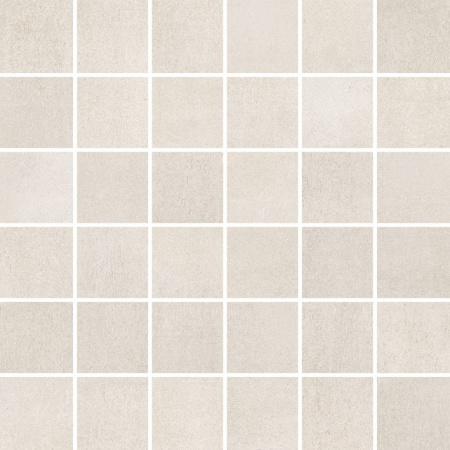 Villeroy & Boch Spotlight Mozaika podłogowa 5x5 cm rektyfikowana Vilbostoneplus, biała white 2030CM0M