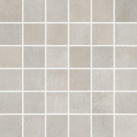 Villeroy & Boch Spotlight Mozaika podłogowa 5x5 cm rektyfikowana Vilbostoneplus, szara grey 2030CM6M