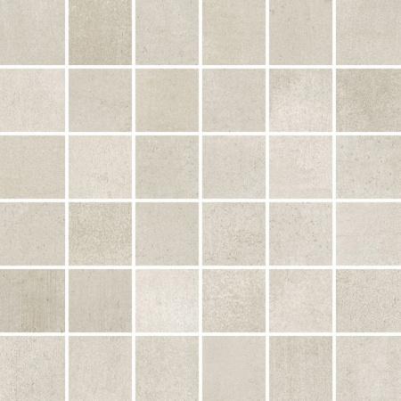 Villeroy & Boch Spotlight Mozaika podłogowa 5x5 cm rektyfikowana Vilbostoneplus, szarobeżowa greige 2030CM7M