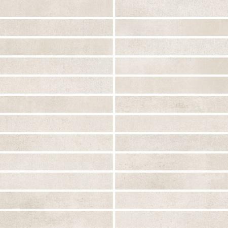 Villeroy & Boch Spotlight Płytka podłogowa 2,5x15 cm rektyfikowana Vilbostoneplus, biała white 2919CM05