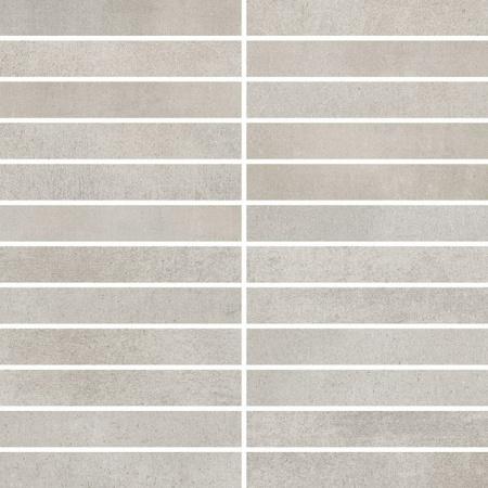 Villeroy & Boch Spotlight Płytka podłogowa 2,5x15 cm rektyfikowana Vilbostoneplus, szara grey 2919CM65