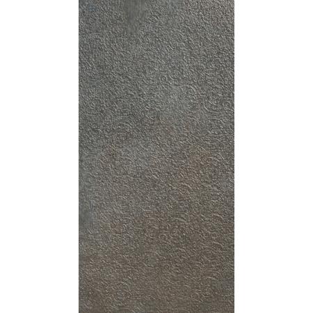 Villeroy & Boch Stateroom Dekor podłogowy 60x120 cm rektyfikowany Vilbostoneplus, ciemnoszary tarmac 2781PB9L