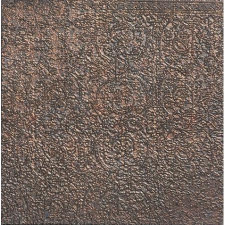 Villeroy & Boch Stateroom Listwa 20x20 cm rektyfikowana brązowa brown 2244PB12