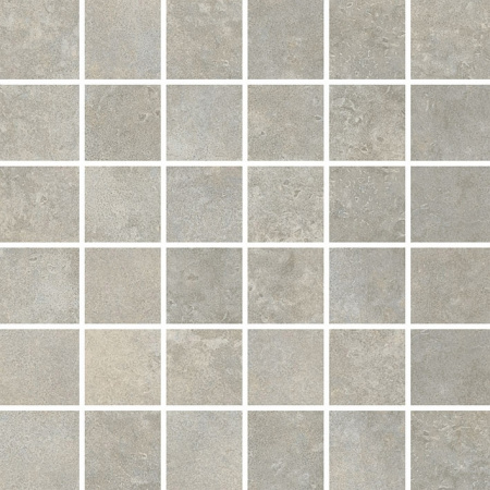 Villeroy & Boch Stateroom Mozaika podłogowa 5x5 cm rektyfikowana Vilbostoneplus, szara grey 2385PB6L