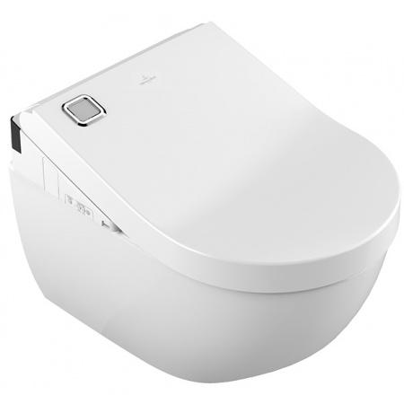 Villeroy & Boch Subway 2.0 Toaleta WC bez kołnierza 56x37 cm do deski ViClean z powłoką CeramicPlus, biała 5614R4R1