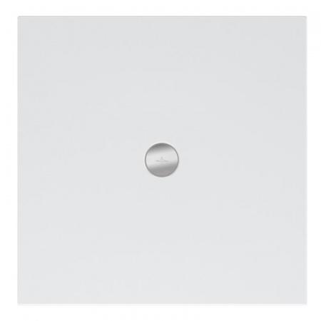 Villeroy & Boch Subway Infinity Brodzik prostokątny 100x100x4 cm ceramiczny, biały Weiss Alpin 6228J501