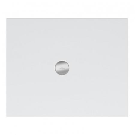 Villeroy & Boch Subway Infinity Brodzik prostokątny 120x90x4 cm ceramiczny, biały Weiss Alpin 6230N401