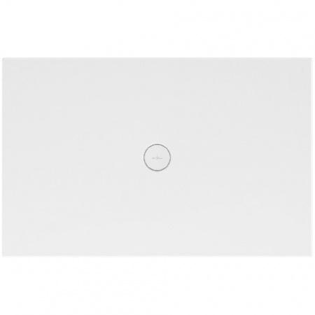 Villeroy & Boch Subway Infinity Brodzik prostokątny 150x90x4 cm ceramiczny, biały Weiss Alpin 62322401
