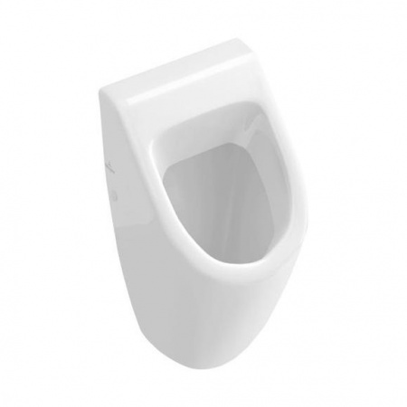 Villeroy & Boch Subway Pisuar 28,5x53,5x31,5 cm, z powłoką CeramicPlus, biały Weiss Alpin 751301R1