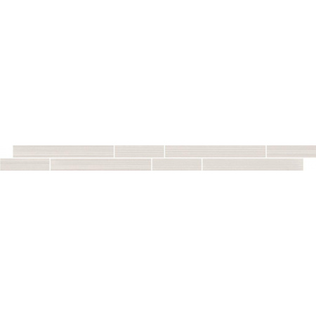 Villeroy & Boch Timeline Bordiura 5x60 cm Ceramicplus, biała white 2862TS05