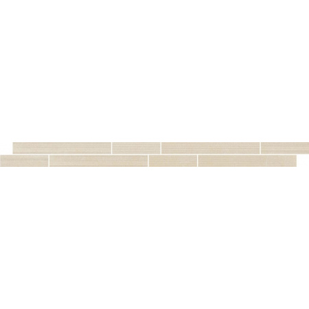 Villeroy & Boch Timeline Bordiura 5x60 cm Ceramicplus, kremowa creme 2862TS15