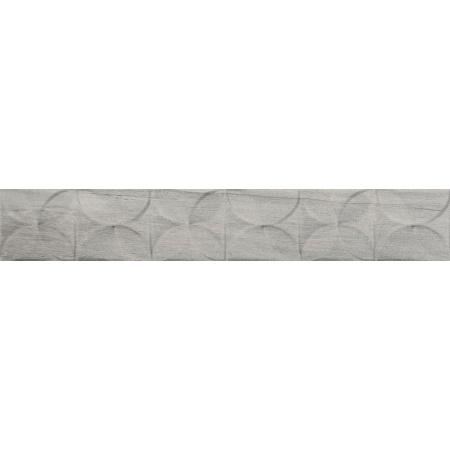 Villeroy & Boch Townhouse Bordiura 10x60 cm, szara grey 1346LC61