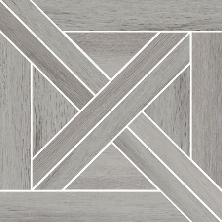 Villeroy & Boch Tuxedo Mozaika podłogowa 30x30 cm rektyfikowana Vilbostoneplus, szara grey 2036TX60